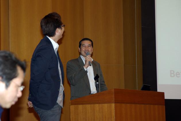 岩手県立大学での講演-2